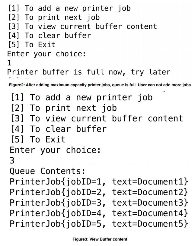 JAVA Coding: A Circular Buffer, Circular Queue, Cy