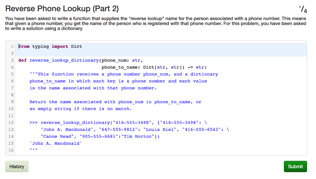 Solved: Reverse Phone Lookup (Part 1) 4 You Have Been Aske