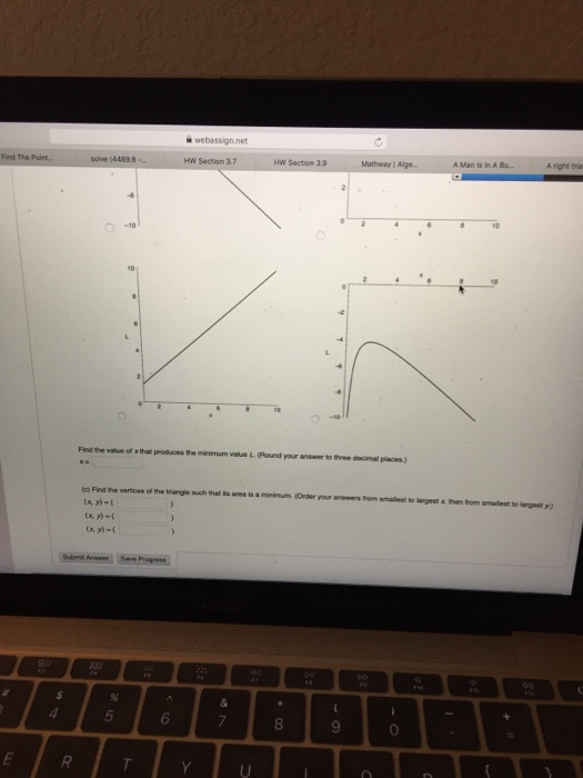 Solved: HW Section 1. Mathway | Age A Right THangle Is For ... on