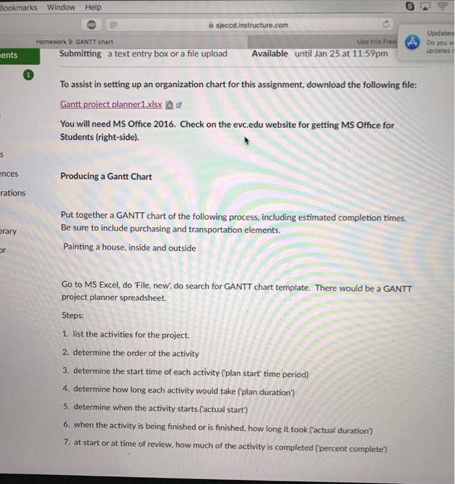solved bookmarks window help sjecod instructure com updat