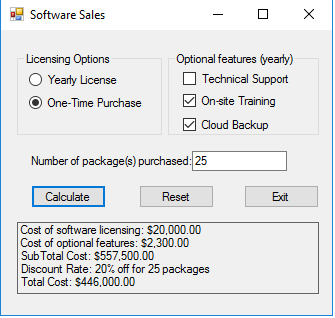 Solved: Using Visual Studio And A Windows Forms Applicatio