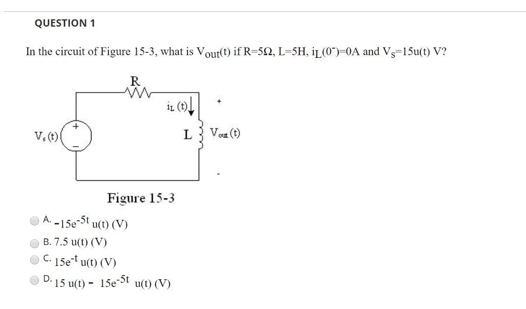 solved question 1 in the circuit of figure 15 3 what is rh chegg com