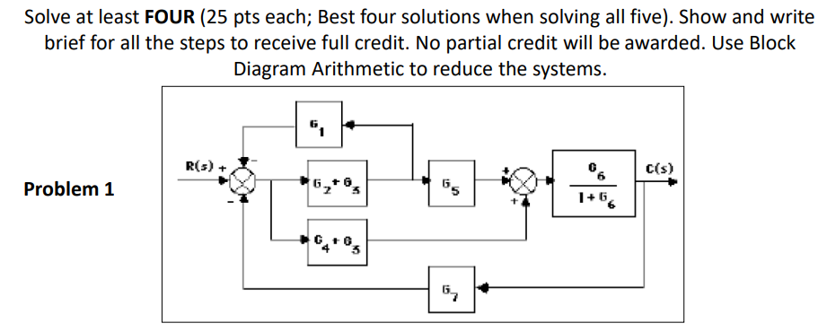 block diagram reduction problems and solutions electrical wiring rh electricalbe co