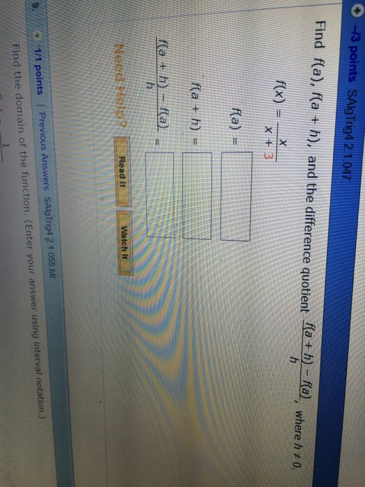 Algebra archive march 13 2017 chegg o 3 points sagtriga 21047 find fa f fandeluxe Images