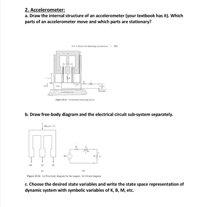 2. Accelerometer A. Draw The Internal Structure Of ... on vibration diagram, hydrometer diagram, gprs diagram, speaker diagram, switch diagram,
