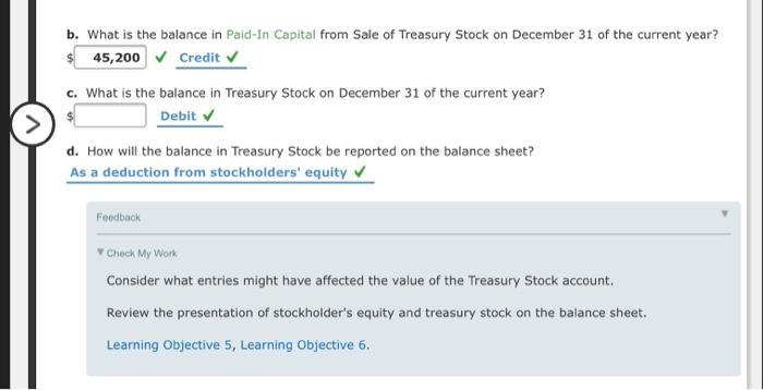 Solved: Treasury Stock Transactions Mystic Lake Inc  Bottl