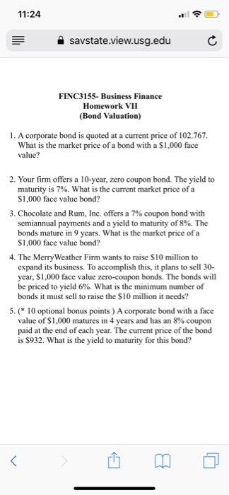 business homework