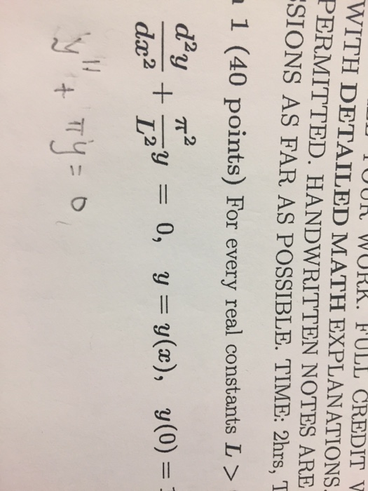 Solved: UUR WURR  FULL CREDIT WITH DETAILED MATH EXPLANATI