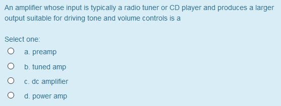 amp radio tune in