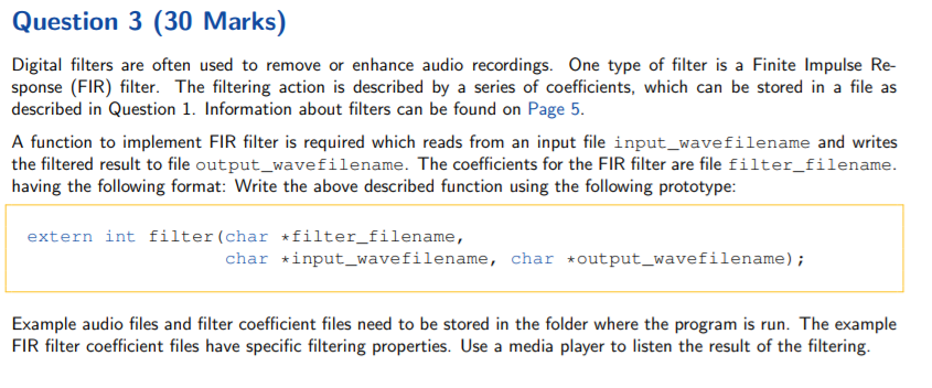enhance audio files