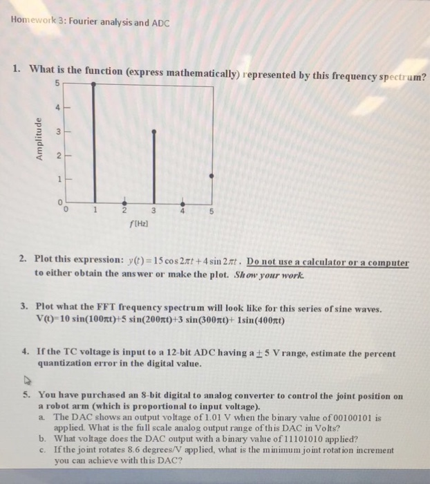 Electrical engineering archive march 30 2017 chegg homework 3 fourier analysis and adc 1 what is the function express mathematically fandeluxe Images