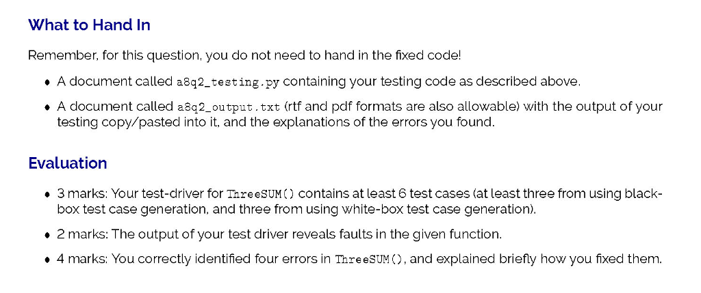 Solved: Python 3 Question 2 Additional PDFs And Python Fil