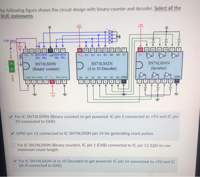 He Following Figure Shows The Circuit Design With