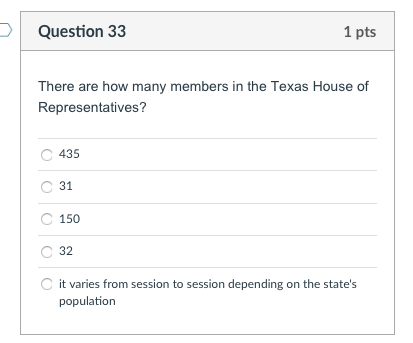 In Texas Questions About Prosecuting >> Question 31 1 Pts The Attorney General Of Texas Is Chegg Com