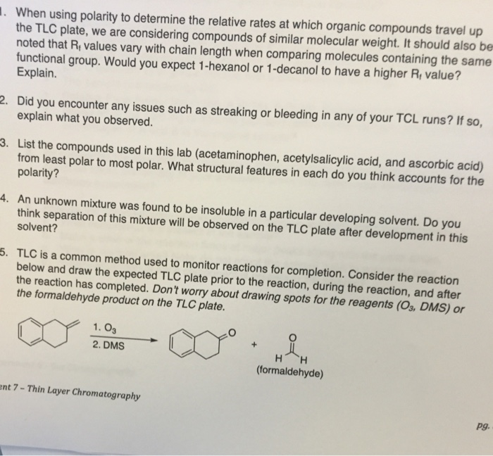 answers to questions experiment 2 organic chemistry lehman Chegg solution manuals are written by vetted chegg organic chemistry quality answers sets and organic chemistry study guides just post a question you.