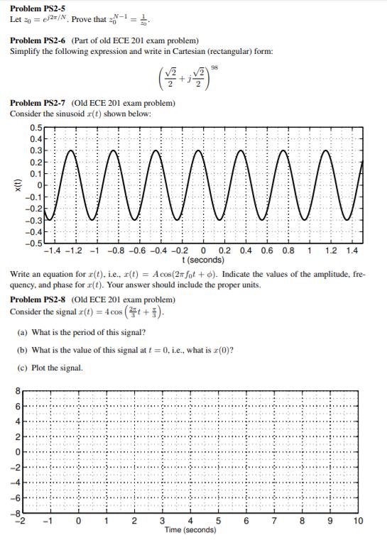 problem ps2 5 let zo 2n prove that problem ps2