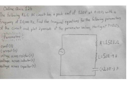 Solved: Online Guiz 12b He Fellur, KLC Accirc Hos A Peak E