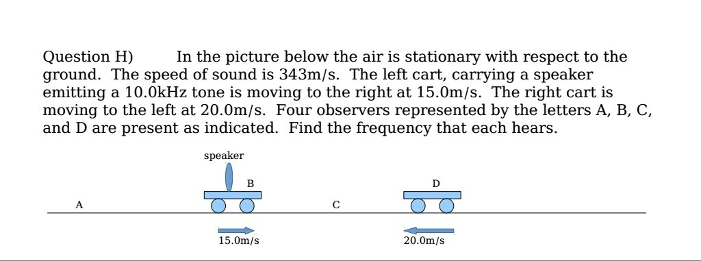Solved: In The Picture Below The Air Is Stationary With Re