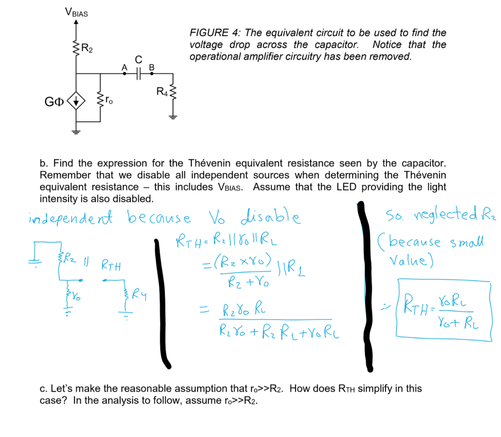 Solved Total Current In The Pt Collector Emitter Model Capacitor Circuit Simplification Plese Solve Only C