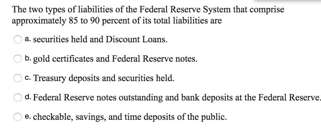 types of public deposits