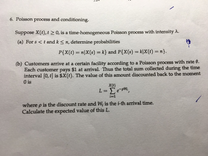 Poisson process homework solutions examples of university application essays
