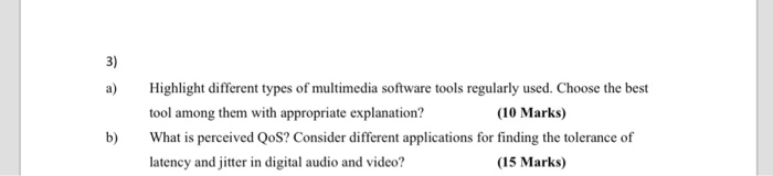 different types of multimedia