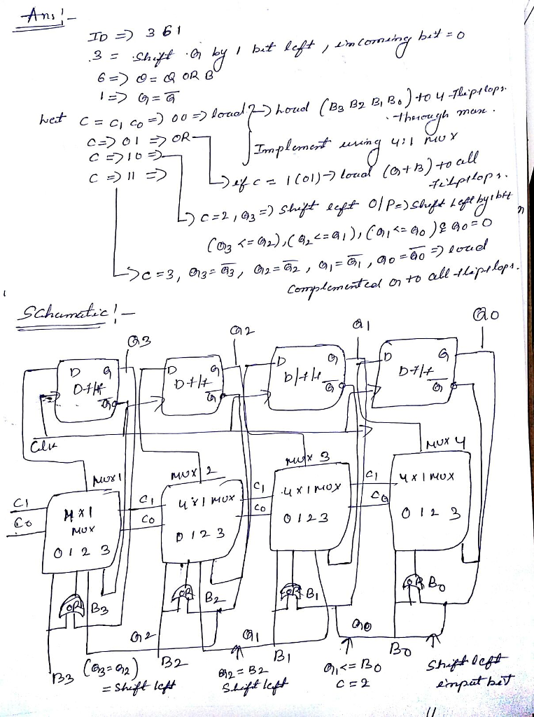 Solved Ece2214 Final Project Multifunction Register You