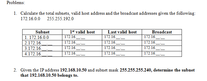 How To Calculate An Ip Address 3 Ways to Calculate Network