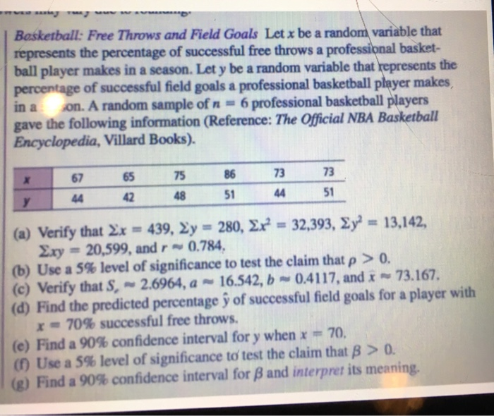Solved: Let X Be A Random Variable That Represents The Per ...
