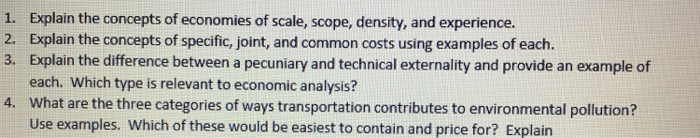pecuniary economies of scale