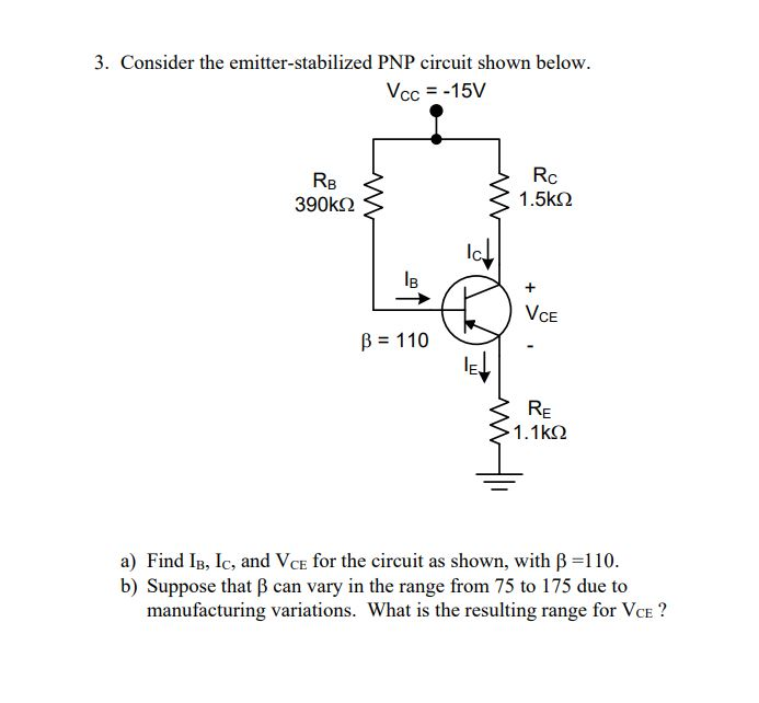 electronic circuit design and analysis please show chegg comquestion electronic circuit design and analysis please show work to make sure i understand the concepts! t