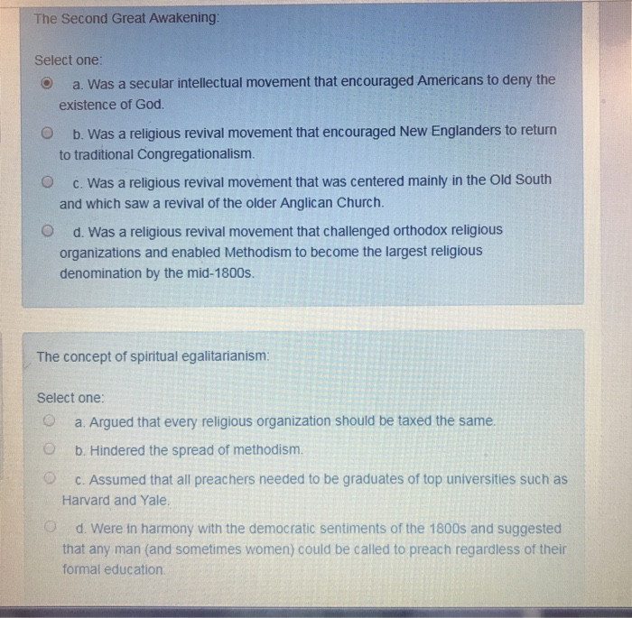 Solved: Sorry This Is Actually A History Question, But The