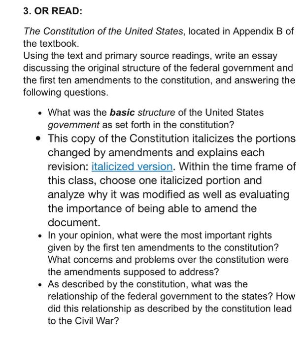 a discussion on the flaws of constitution and importance of changes 1 how does the constitution fix the problems of the articles of confederation problem #1 congress did not have enough power under the articles.