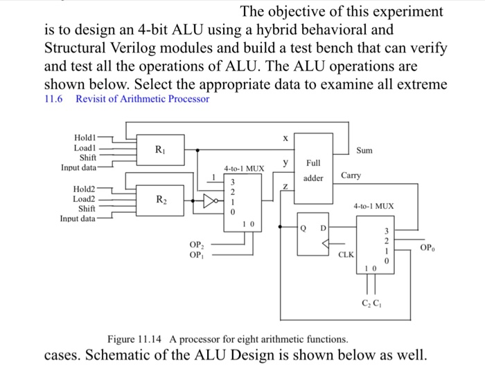 Solved: The Objective Of This Experiment Is To Design An 4... | Chegg.comChegg