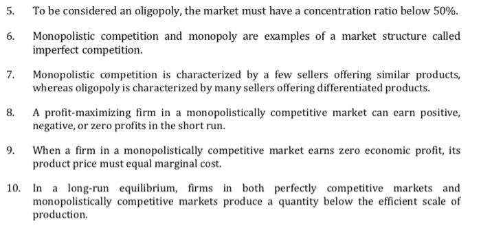 what is imperfect oligopoly