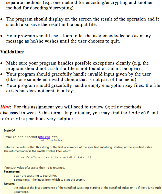 Solved: Write A Java Program  We Are Going To Create A Pro