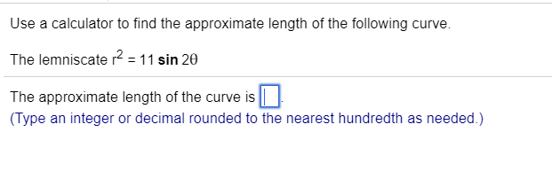Solved: find the length of the curve x = (2 + 5t), y = 4.