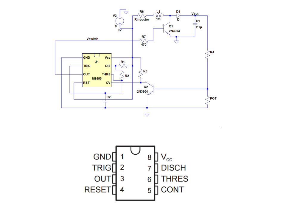 Figure 1 Is The Schematic Using A 555 Timer For Co ... on