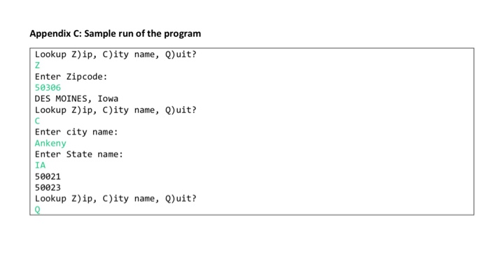 Solved: Please Answer The Following Question Using Java Ec