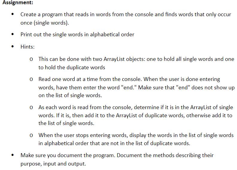 make a program in word