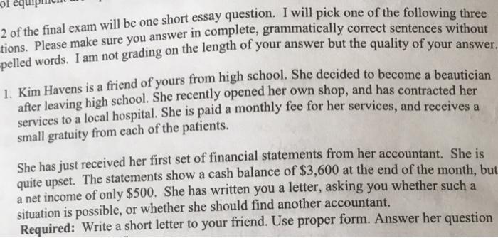 short essay topics for high school
