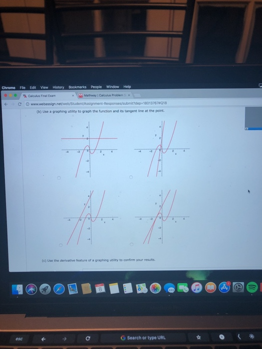 Solved: Consider The Following. F(x)- X1n(x4), (-1,0) (a ...