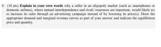 oligopoly advertising