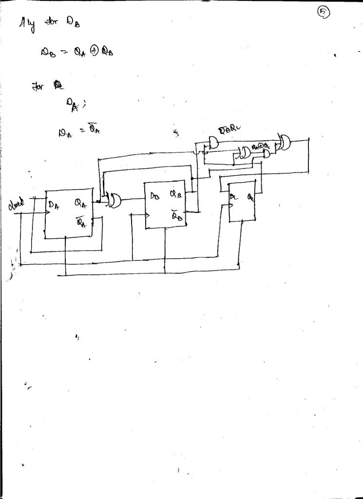 Boolean Logic Diagram