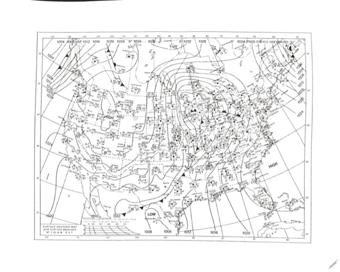 Solved: 2. Daily Weather Maps Are Known As Synoptic Maps ... on home map, texas chill hour map, latest storm ny map, daily life map, ice snow load map, daily earthquake map, topography map, daily astronomy map, history map, northeast florida coast map, nunavut map, daily time map,