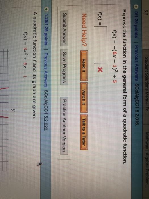 Groß Mathway Algebra 2 Zeitgenössisch - Mathematik & Geometrie ...