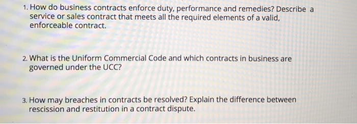 explain remedies for breach of contract