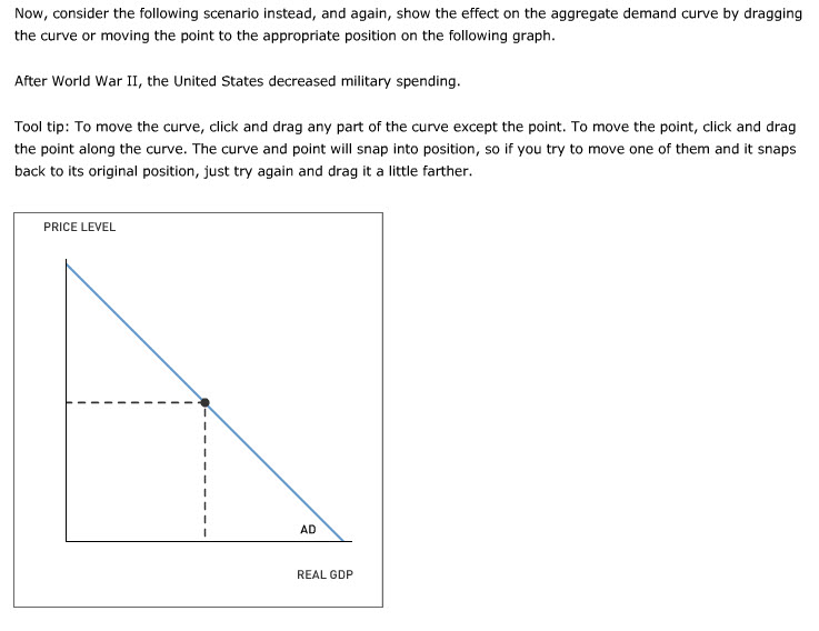 Solved: 3  Changes In Aggregate Demand Aa Aa The Following