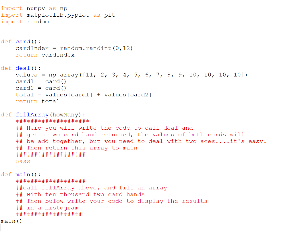 Solved: Modify The Above Python Code So That It Gives The