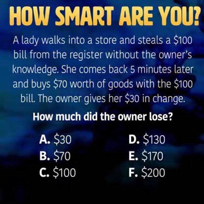 how smart am i quiz